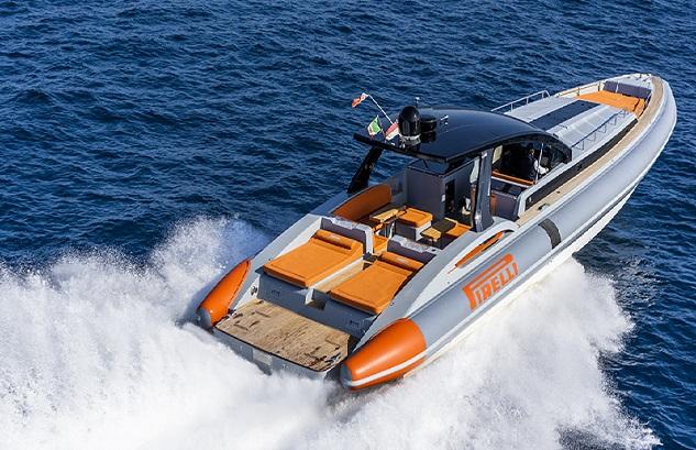 PIRELLI Speedboat :: Infinite Yachts