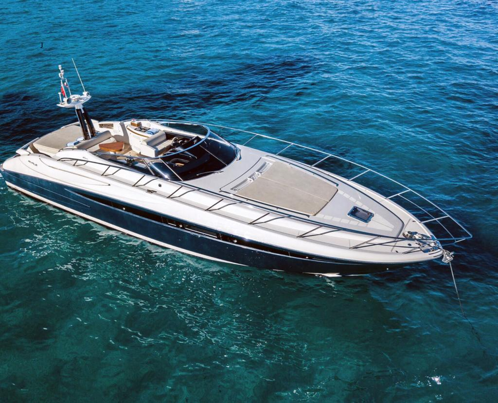 MY Wilky Way - Riva Rivale 52'